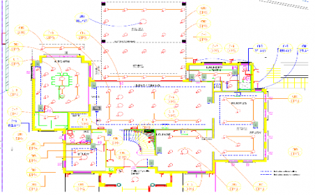 Floor Plan With Lighting Layout,Plan.Home Plans Ideas Picture